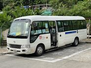 JJ7025 Ma On Shan Residents Bus Management Association NR84 15-07-2020
