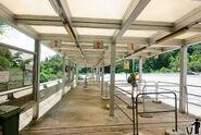 Shing Mun Tunnels Bus Interchange TW 3 20170709