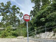 Wo Hop Shek Kiu Tau Road Bus Terminus alighting stop 14-10-2021