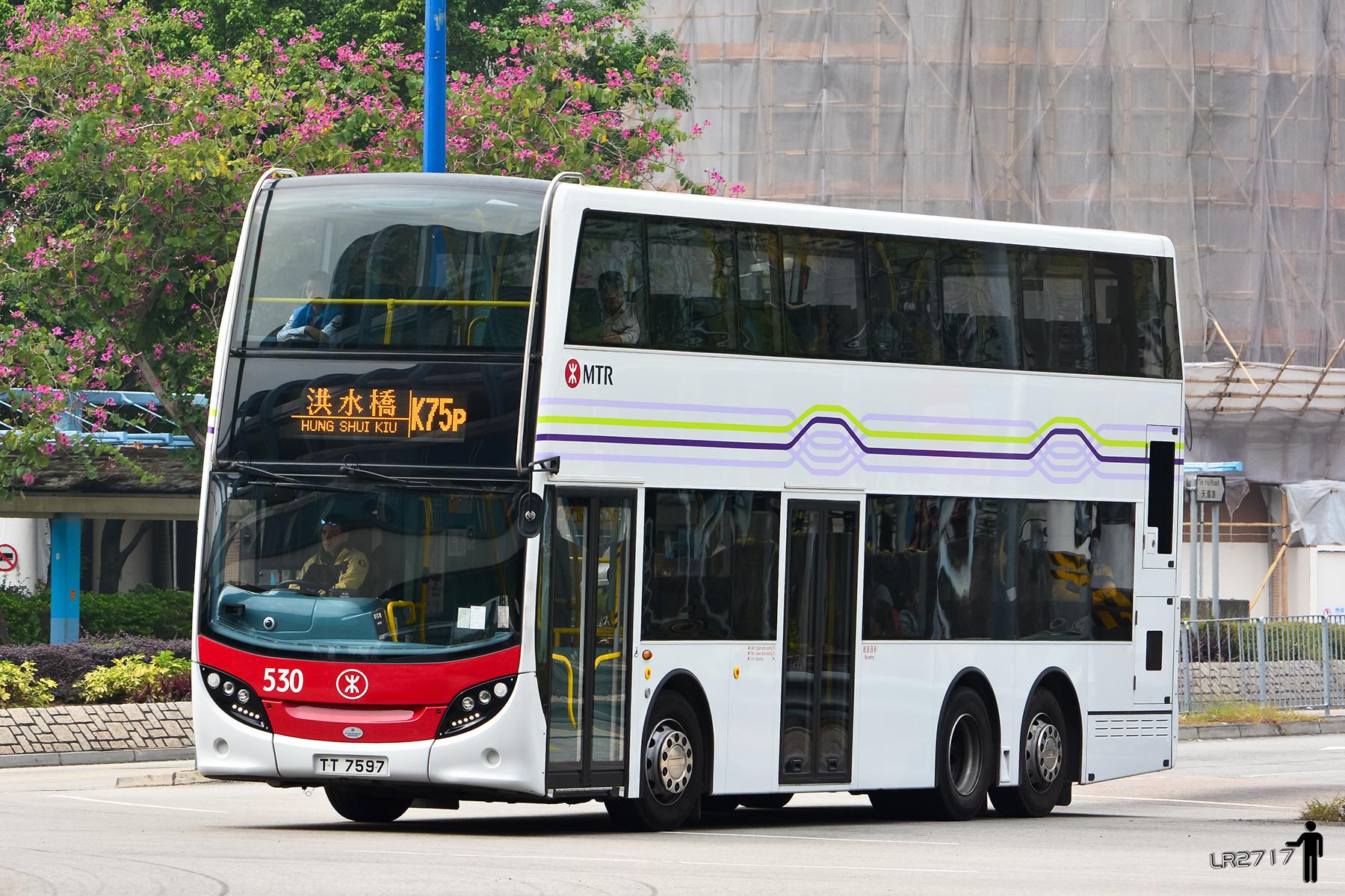 港鐵巴士K75P綫