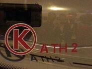 ATH2 Fleet Number