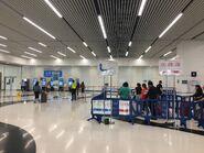 HZMB Macau Port Shuttle Bus ticket machine 17-05-2019