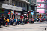 NR Mong Kok Railway Station 1 20160131