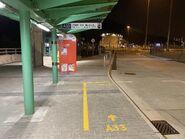 Tuen Mun to Chek Lap Kok Tunnel Interchange to Tuen Mun A33 place 15-01-2021