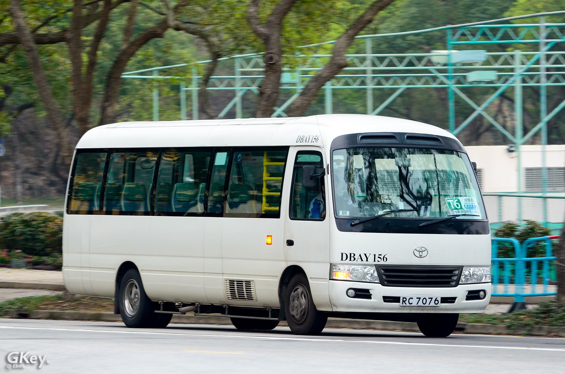 愉景灣巴士6號線