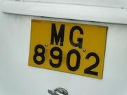 ABC MG8902 RearPlate