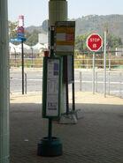 DB01S 站牌 (東涌站)