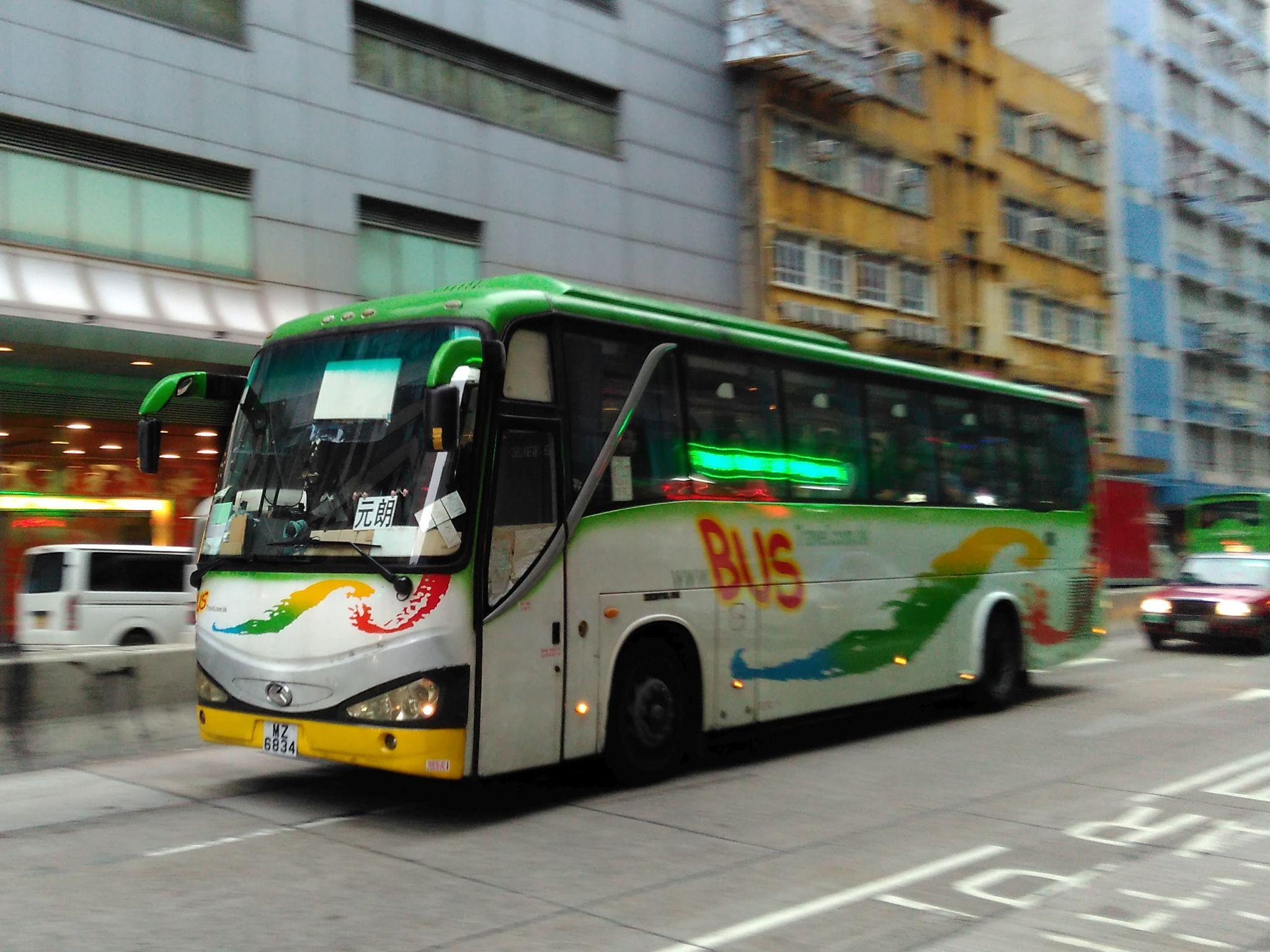 居民巴士NR909線