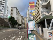 Wah Fu Commercial Complex bus stop 19-08-2021