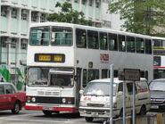 KMB Training Bus DH8672