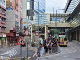 黃竹坑站公共運輸交匯處
