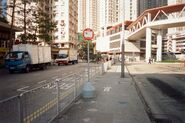 KMB 14C bus stop