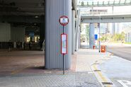 West Kowloon Station Bus Terminus 46 Stop 20180923