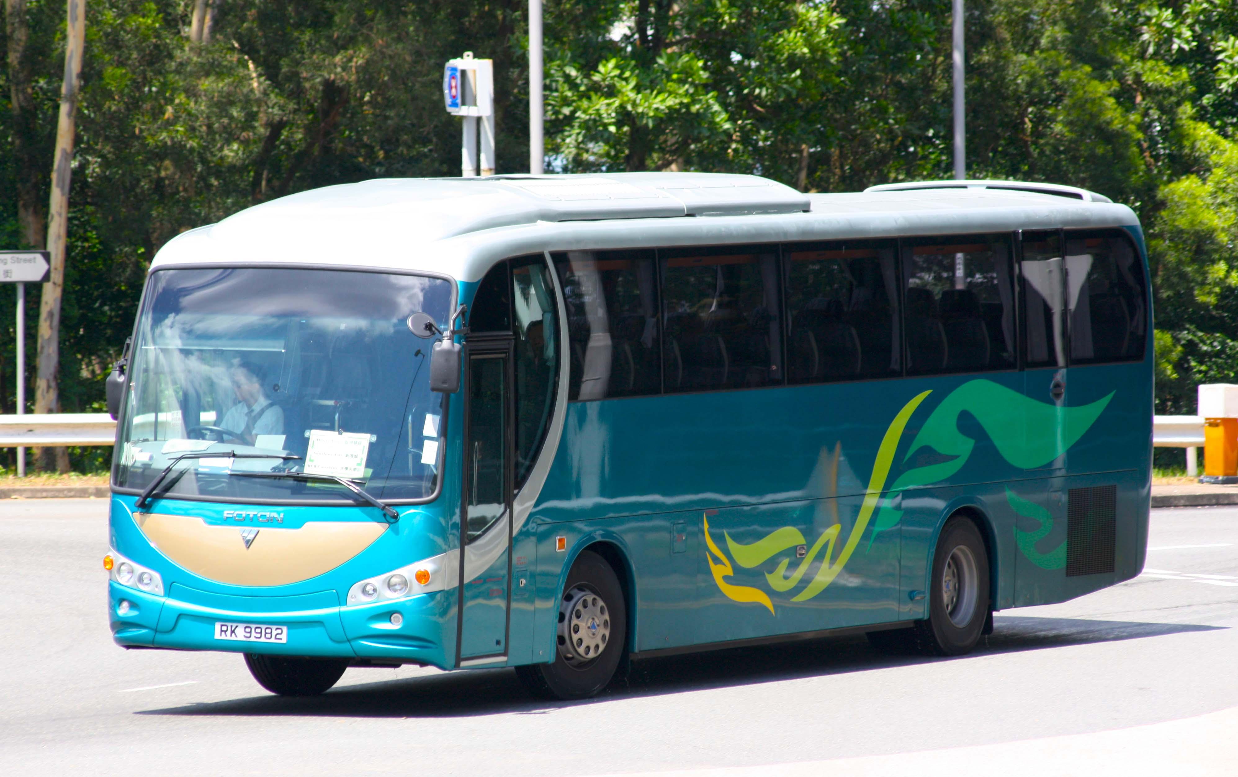 福田BJ6110