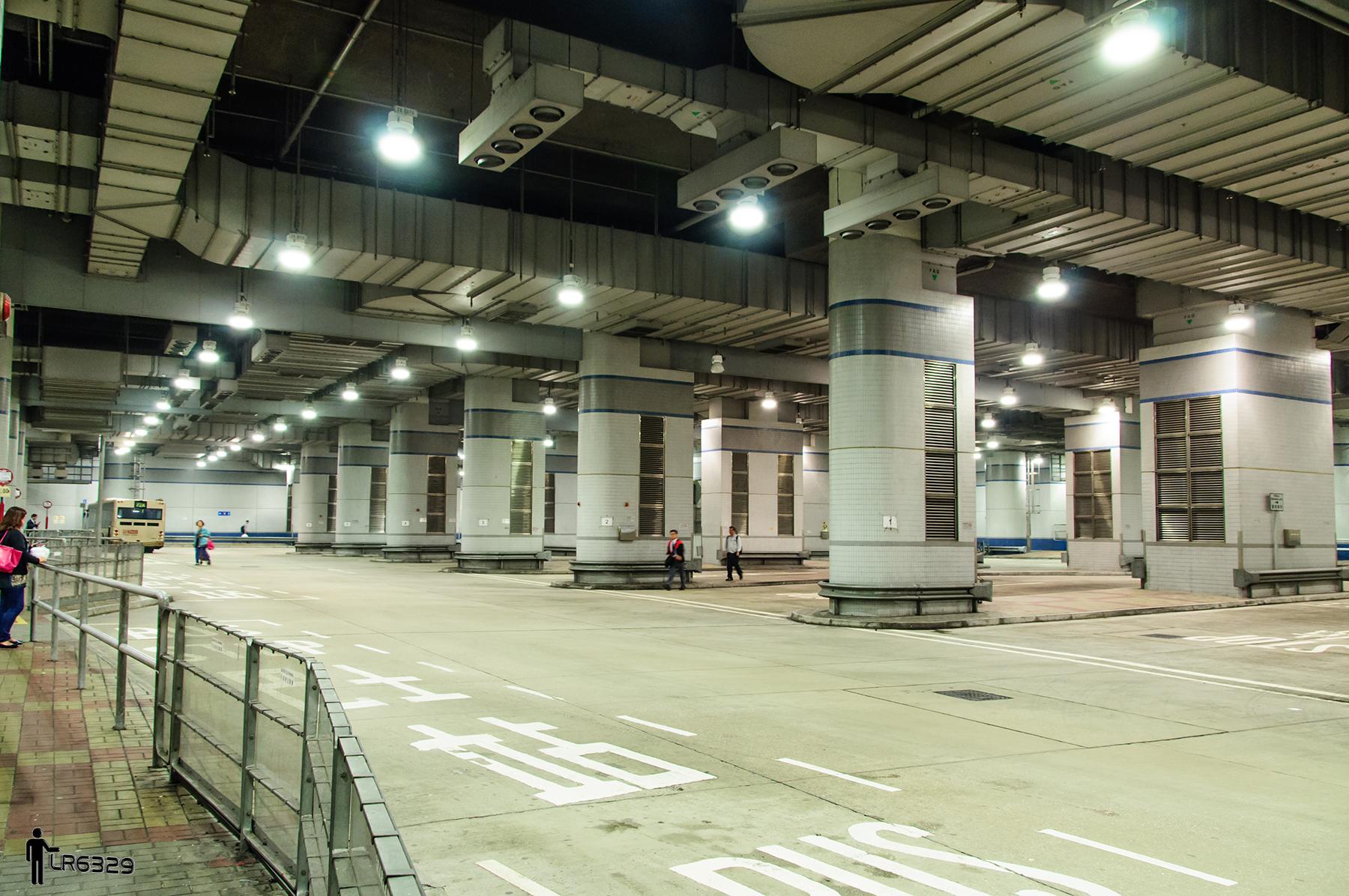 大圍站公共運輸交匯處