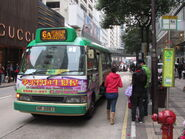 Canton Road GMB Harbour City 6A stop