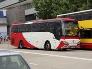 Jackson Bus WH4115 MTR Free Shuttle Bus E99M 30-05-2021