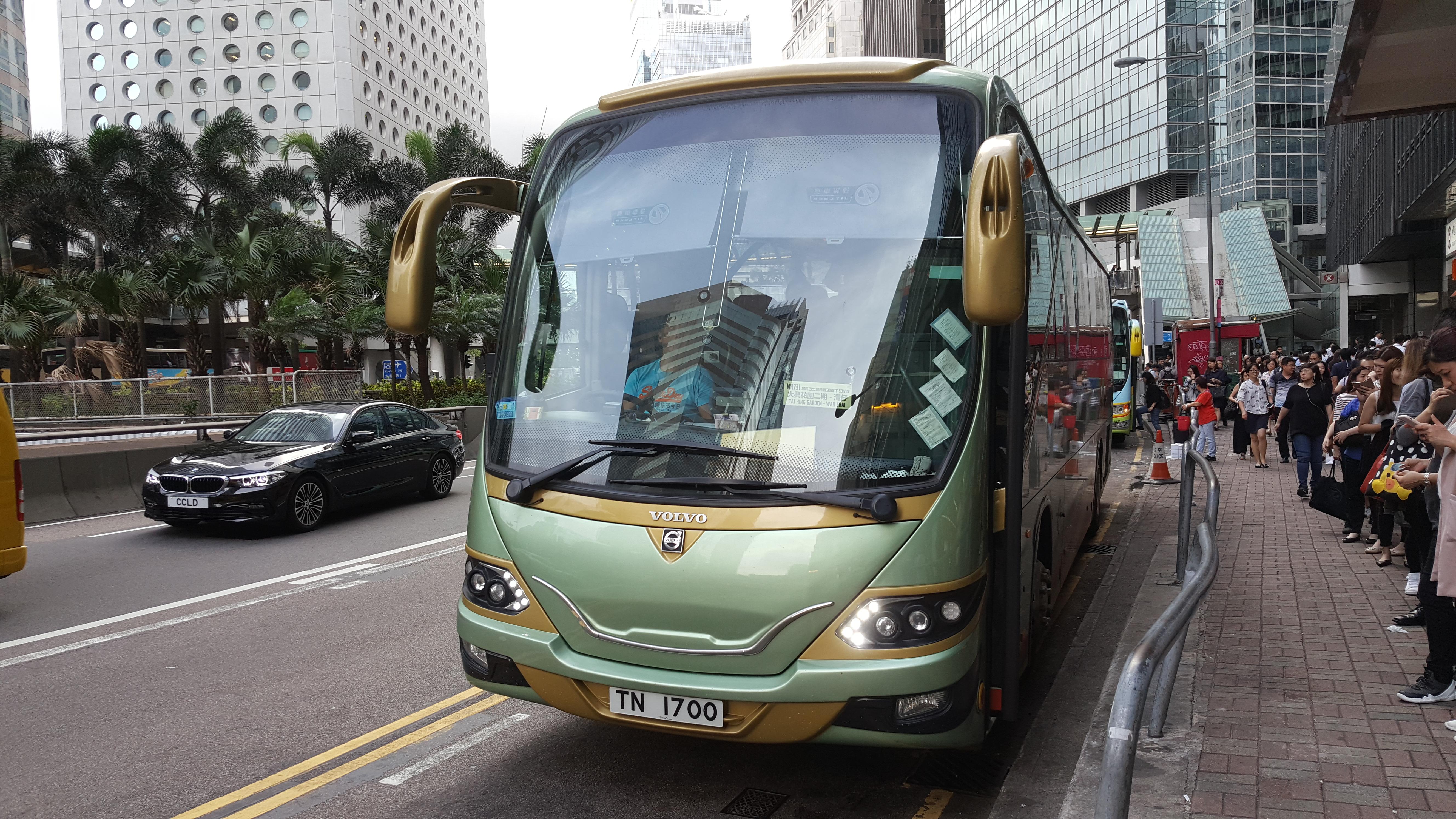居民巴士NR731線