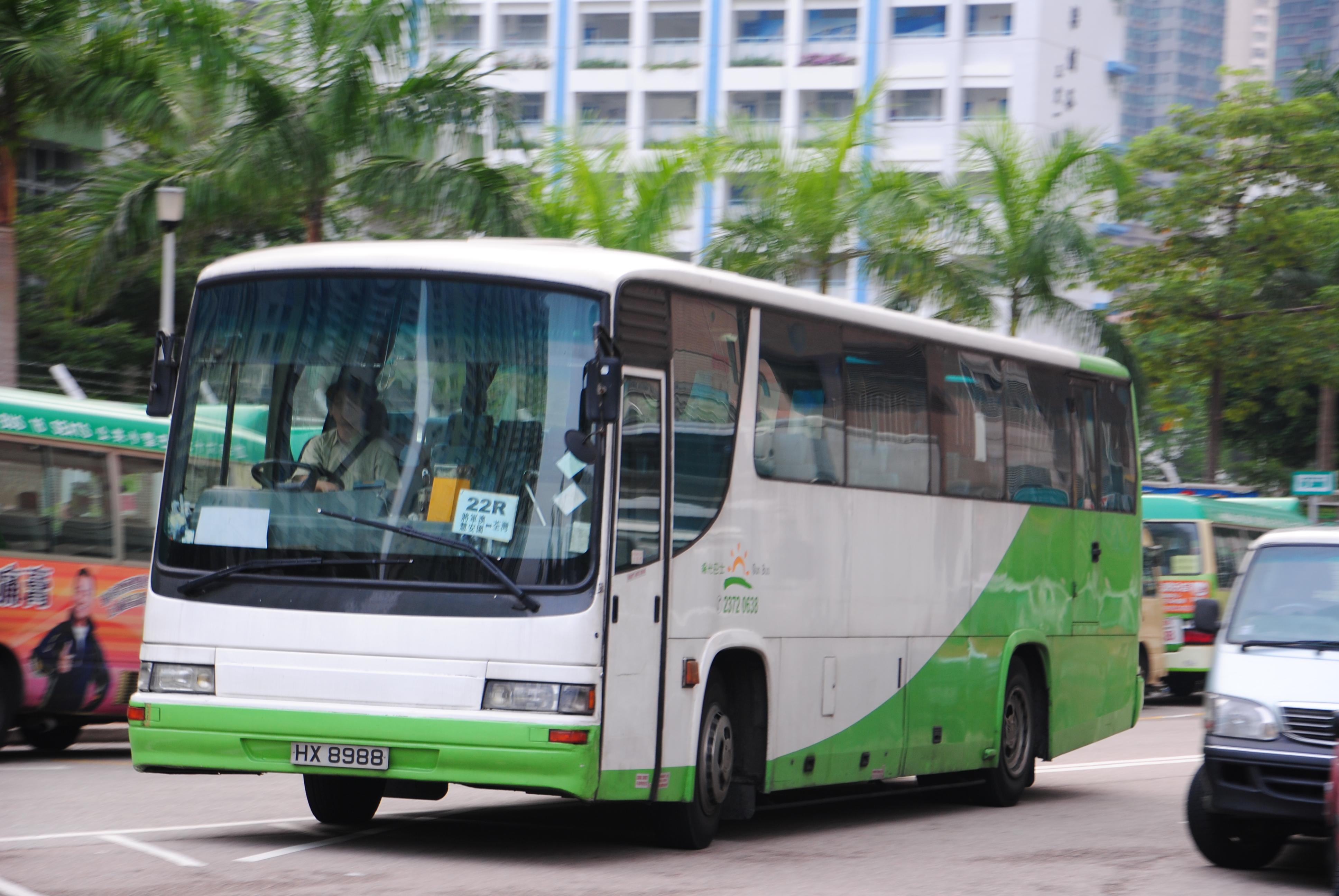 居民巴士NR22線