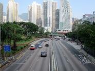 Lung Cheung Road near Wingkwong 20181003