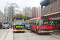 Kwun Tong Tung Yan Street Minibus 20160419 4