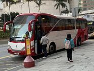 ST320 Jackson Bus NR83 29-01-2021