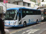 Mong Kok to Huanggang new bus 27-03-2019