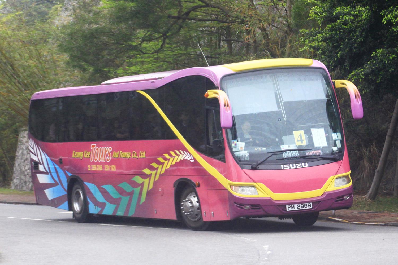 香港中文大學校巴4號線