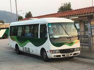TJ9151 Fairview Park free shuttle bus route 1 23-11-2018