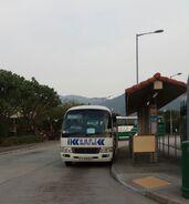 Fairview Park Shuttle Bus route 1-PH6625