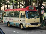 TU3817 Ping Shek Estate to Tsuen Wan 15-10-2019