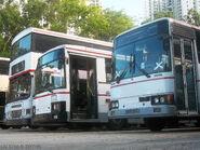 Tin Shui Wai Depot Retired Bus