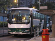 Kwoon Chung LX2380 NLB B2X first day in Tin Yiu