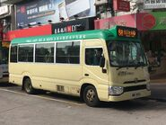 WM9912 Hong Kong Island 58 11-01-2020