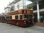 1 Big Bus Red Route(Hong Kong Island Tour) 11-12-2012