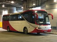 Jackson Bus AZ7879 MTR Free Shuttle Bus D8 17-09-2019