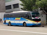 Natural Express HT306 MTR Free Shuttle Bus E99M 18-04-2021