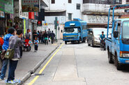 Tsun Fu Street Lorry Bus 201503