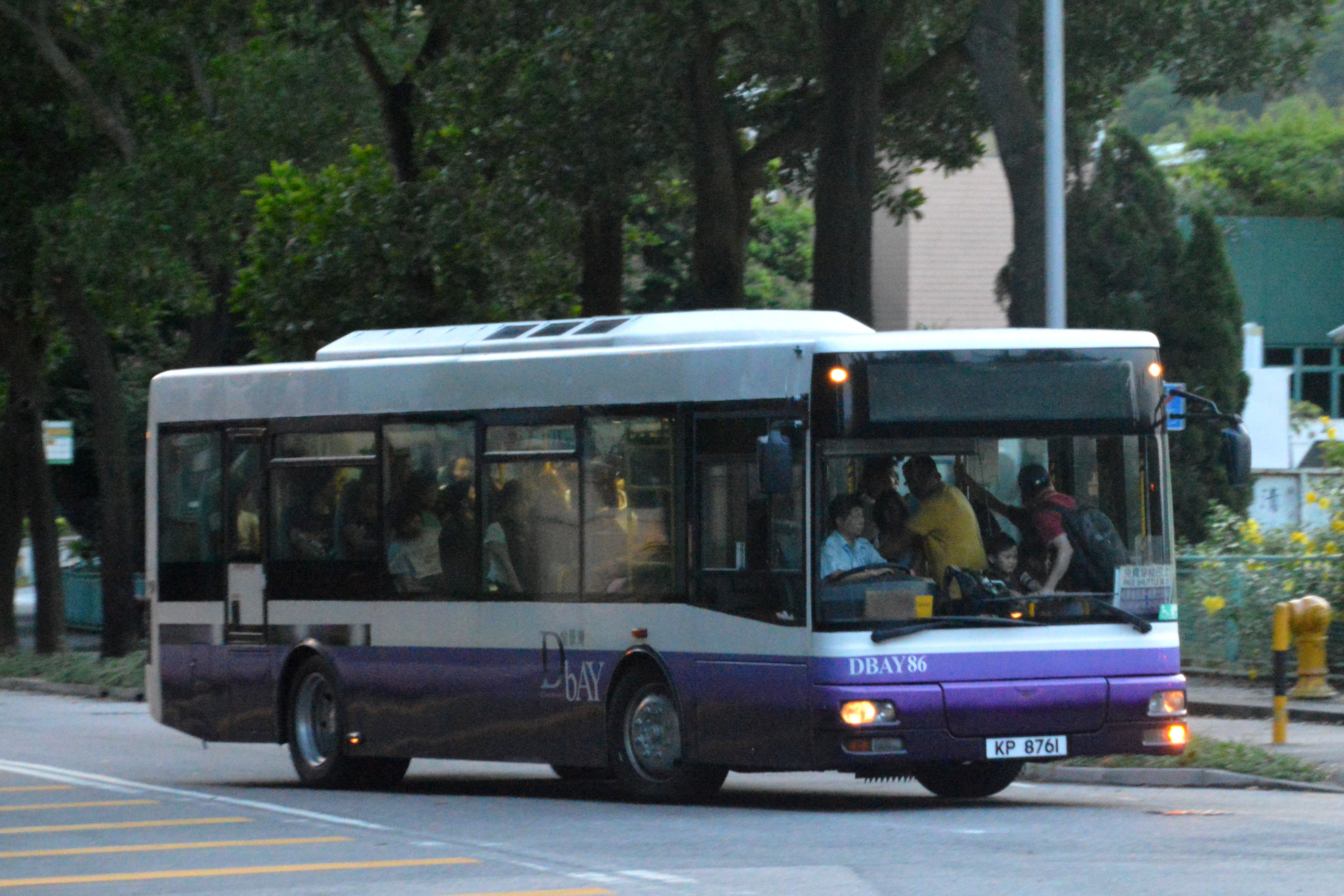 愉景灣巴士FS線