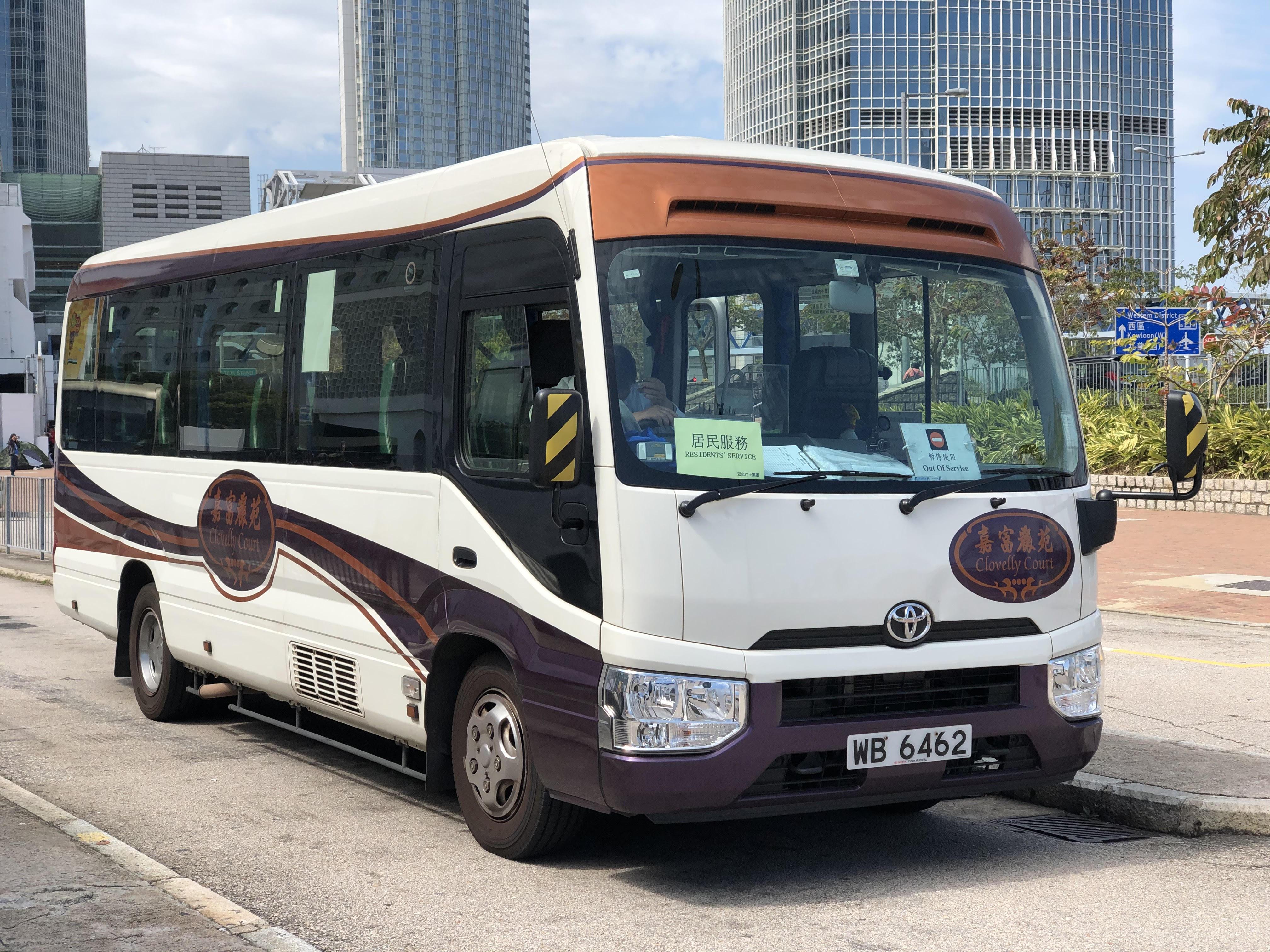 居民巴士HR77線