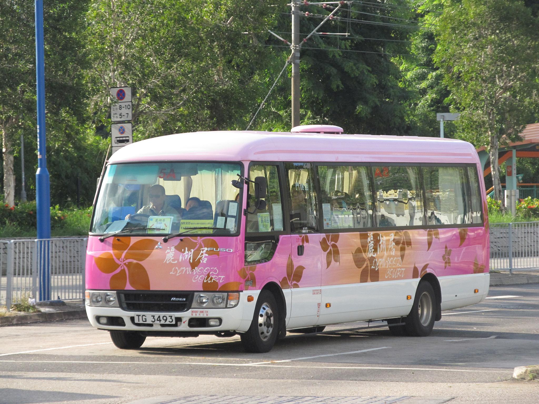 居民巴士NR955線