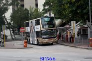 Shek Wai Kok Bus Terminus----(2015 10 18)