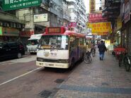 LJ6603 Yau Tong to Jordon Road(Not in serivce)