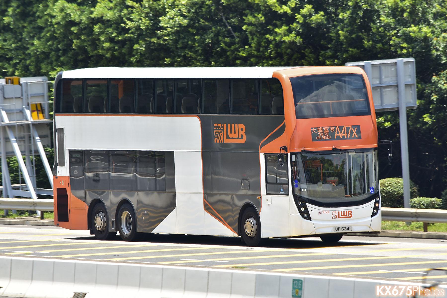 龍運巴士A47X線
