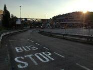 Eastern Harbour Crossing bus stop 20-08-2017(2)