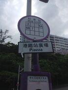 CUHK Piazza bus stop 01-05-2015