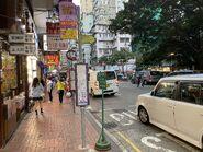 Saigon Street bus stop 27-09-2021