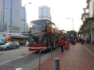 12 Big Bus Red Route(Hong Kong Island Tour)