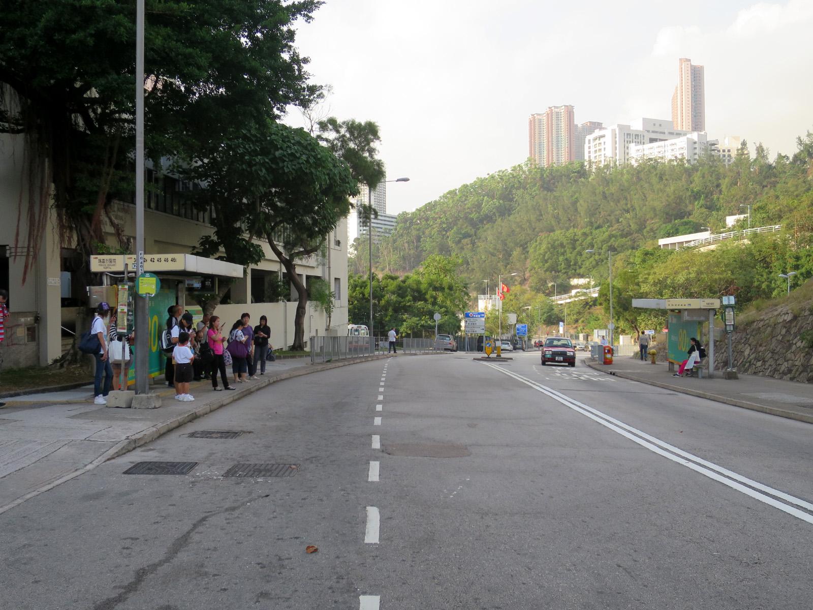 瑪嘉烈醫院 (荔景山路)