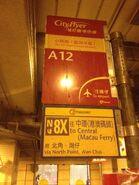 Siu Sai Wan terminus CTB A12 and N8X bus stop 30-03-2015